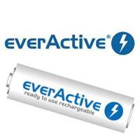 Пальчиковые аккумуляторы EverActive, формат АА