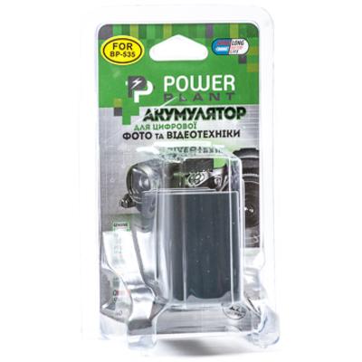 Aккумулятор PowerPlant Canon BP-535