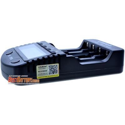 Зарядное устройство Liitokala Lii-ND4 для пальчиковых, минипальчиковых аккумуляторов и аккумуляторов Крона + USB.