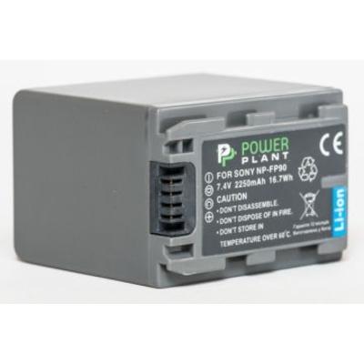Aккумулятор PowerPlant Sony NP-FP90