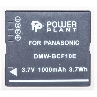 Aккумулятор PowerPlant Panasonic DMW-BCF10E