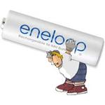 Часто задаваемые вопросы о аккумуляторах Sanyo Eneloop.