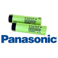 Аккумуляторы Panasonic 18650.