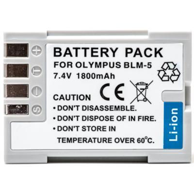 Aккумулятор PowerPlant Olympus PS-BLM5