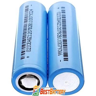 Аккумулятор 18650 DLG NCM18650 260 2600 mAh 3.7В, 5.2А, Li-Ion без защиты. (Аналог Samsung 26J).