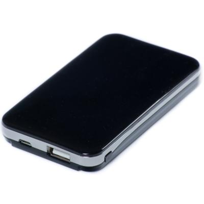 Универсальная мобильная батарея PowerPlant/IP-5400/4000mAh/