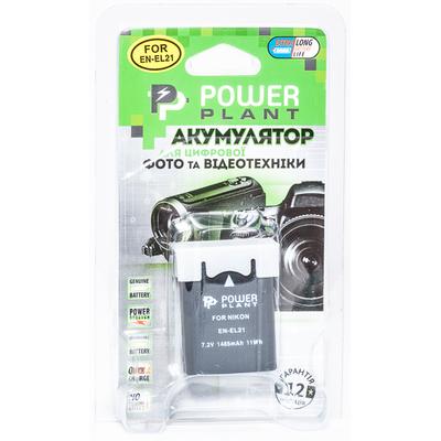 Aккумулятор PowerPlant Nikon EN-EL21