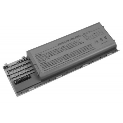 Аккумулятор PowerPlant для ноутбуков DELL D620 (PC764, DL6200LH) 11,1V 5200mAh