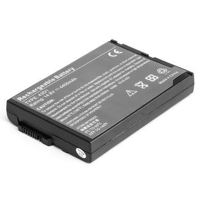 Аккумулятор PowerPlant для ноутбуков ACER BTP-43D1 (BTP-43D1 AC-43D1-8) 14.8V 4400mAh