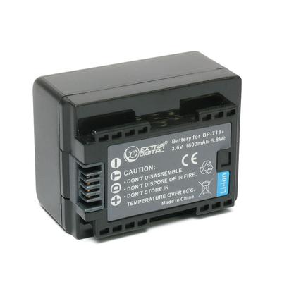 Аккумулятор Canon BP-718 (chip)