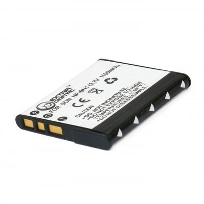 Аккумулятор для Sony NP-BN1, Li-ion, 1100 mAh (BDS2647)