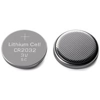Батарейки-таблетки размеров CR2016, CR2025, CR2032.