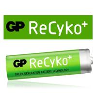 Пальчиковые АА аккумуляторы GP ReCyko+ 2050 mAh.