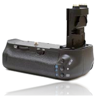 Батарейные блоки для фотоаппаратов Canon, Nikon, Olympus, Pentax, Sony.