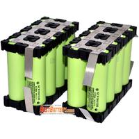 Аккумуляторные сборки на базе Li-Ion аккумуляторов 18650, 14500, 26650 и др.