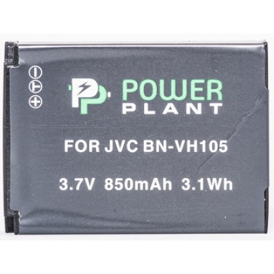 Aккумулятор PowerPlant JVC BN-VH105