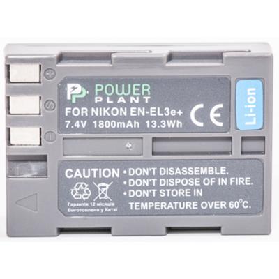 Aккумулятор PowerPlant Nikon EN-EL3e