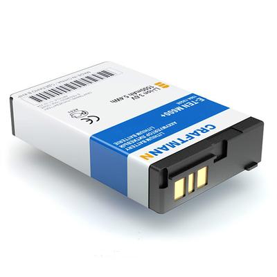Аккумулятор Craftmann для E-Ten M600+  (4900301). 1500 mAh.