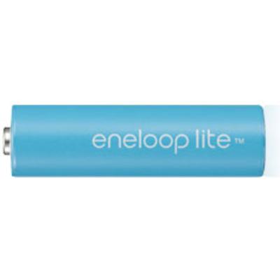 Пальчиковые АА аккумуляторы Panasonic Eneloop Lite (min 950 mAh) BK-3LCCE - 3000 циклов заряд/разряд! Цена за уп. 2 шт.