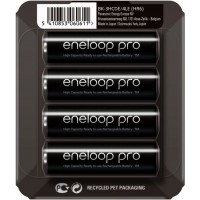 АА аккумуляторы (пальчиковые аккумуляторы) Panasonic Eneloop, Sanyo Eneloop, Tenergy, GP, La-Crosse, Technoline, Extradigital.