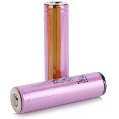 Аккумулятор 18650 Samsung ICR18650 26H 2600 mAh, 3,7В Li-Ion с защитой (Protected). Оригинал.