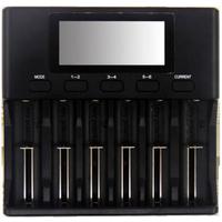 Зарядные устройства на 6 аккумуляторов, шестиканальное зарядные устройства.