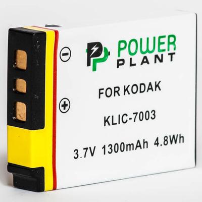 Aккумулятор PowerPlant Kodak KLIC-7003