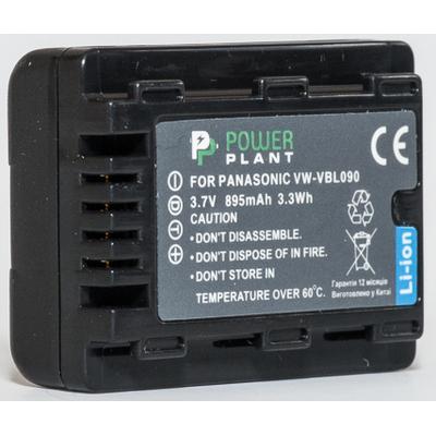 Aккумулятор PowerPlant Panasonic VW-VBL090