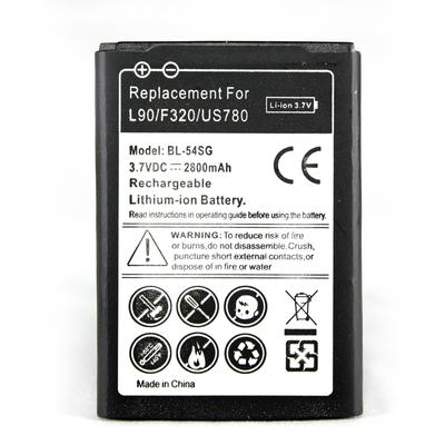 Аккумулятор Power Plant LG BL-54SG (LG Optimus G2)