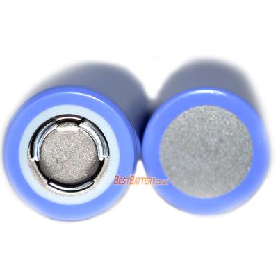 Высокотоковый Li-Ion аккумулятор Samsung 21700 40T ёмкостью 4000 mAh без защиты 35A (45A).