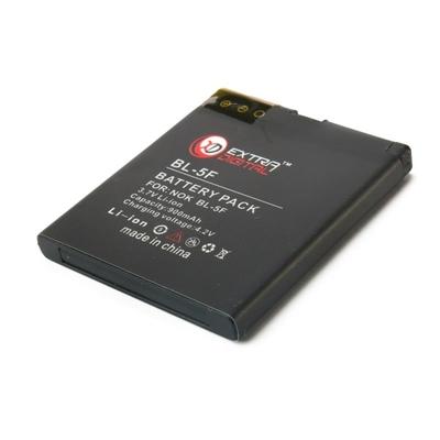 Аккумулятор Extradigital для Nokia BL-5F (900 mAh)