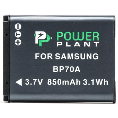 Aккумулятор PowerPlant Samsung BP70A