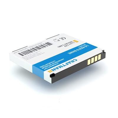 Аккумулятор Craftmann для LG KE970 Shine (LGIP-470A). Ёмкость 900 mAh, серия Long Life.