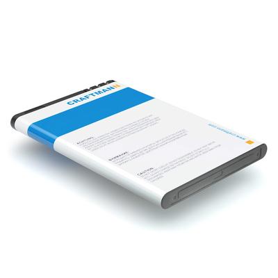Аккумулятор Craftmann для Nokia E71 (BP-4L). Ёмкость 1500 mAh.