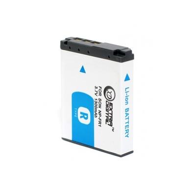 Аккумулятор для Sony NP-FR1, Li-ion, 1300 mAh