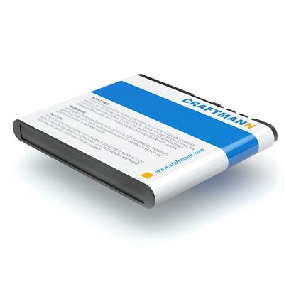 Аккумулятор Craftmann для Nokia Asha 502 Dual sim (BL-5A). Ёмкость 900 mAh..