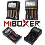 Обзор и сравнение зарядных устройств Miboxer.