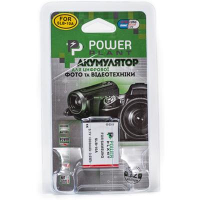 Aккумулятор PowerPlant Samsung SLB-10A