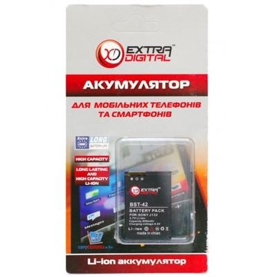 Аккумулятор Extradigital для Sony Ericsson BST-42 (850 mAh)