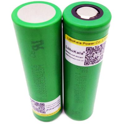 Аккумулятор 18650 Liitokala VTC6 3000 mAh 30A (до 60А) Li-Ion. Высокотоковый.