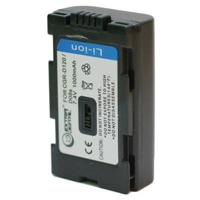 Аккумулятор Panasonic D120, D08S