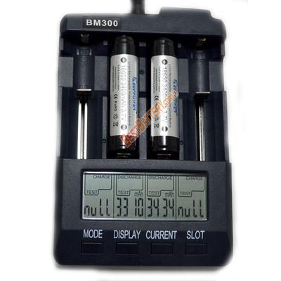 Аккумулятор 18650 Li-Ion KeepPower ёмкостью 3400 mAh с платой защиты (внутри элемент Panasonic).