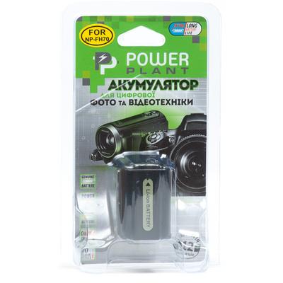 Aккумулятор PowerPlant Sony NP-FH70