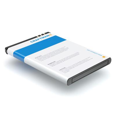 Аккумулятор Craftmann для Acer beTouch E130 (HH08F). Ёмкость 1500 mAh.