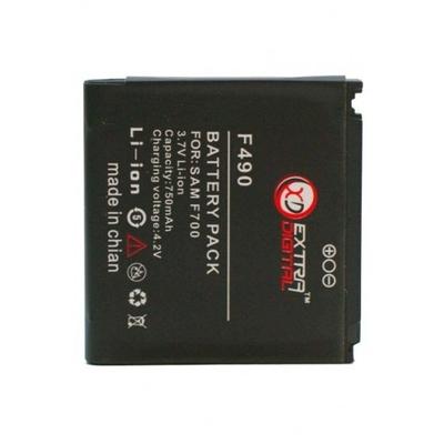 Аккумулятор Extradigital для Samsung SGH-F490 (750 mAh)