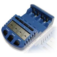 Зарядные устройства для аккумуляторов АА, ААА, С (R14), D (R20), Крона, Ni-Cd, Ni-MH, Li-Ion.