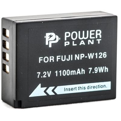Aккумулятор PowerPlant Fuji NP-W126