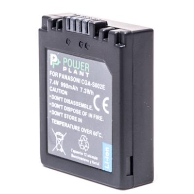 Aккумулятор PowerPlant Panasonic CGA-S002, DMW-BM7