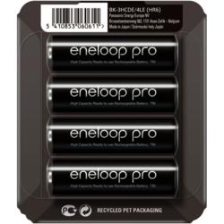 Panasonic Eneloop Pro 2600 mAh Sliding Pack.