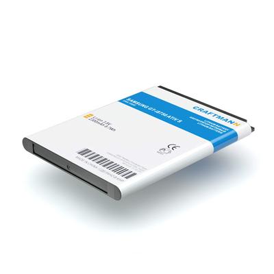 Аккумулятор Craftmann для Samsung GT-i8750 ATIV S (EB-L1M1NLU). Ёмкость 2300 mAh.